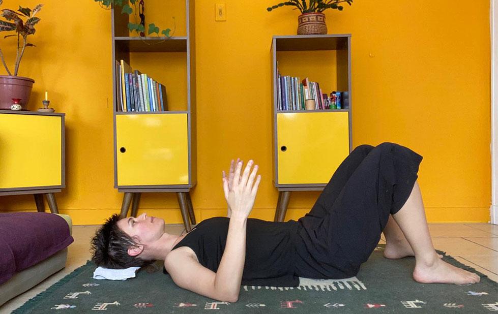Séries de Movimento Restaurador: Ombros
